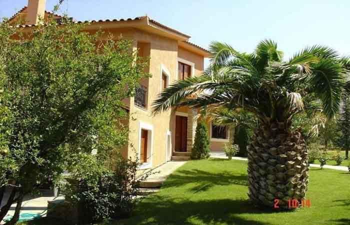 Villa for sale in Pendeli Athens Greece