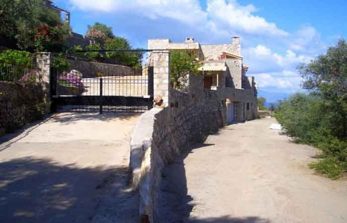 Luxury Villa in Sandova Kalamata