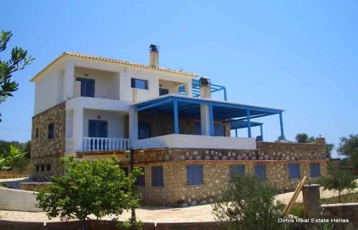 Μονοκατοικία Κοντά Στην Παραλία Μάτι Γαργαλιάνων