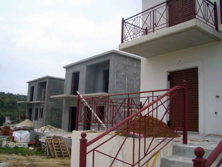 Haus zum verkaufen Griechenland Kamaria Messenien Peloponnes