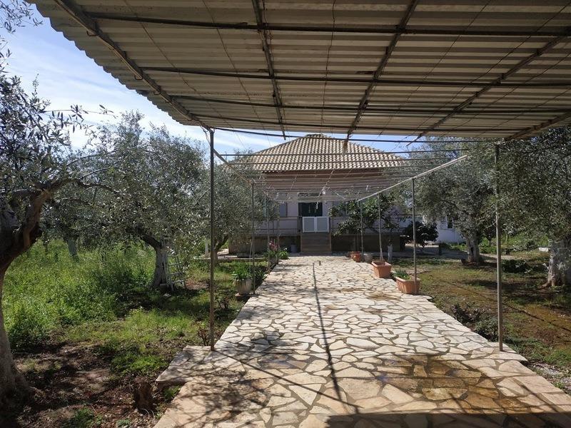 Einfamilienhaus zum Verkauf in Vromoneri, Messenien Peloponnes