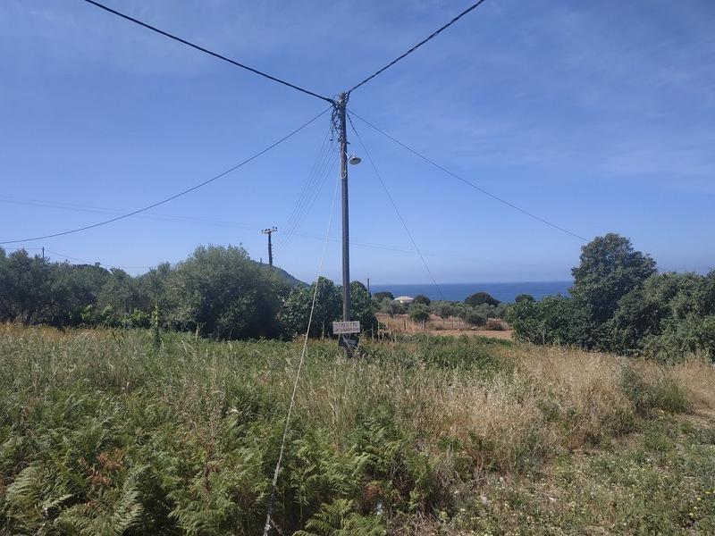 Grundstück verkauf in Petrhohori Messenien Peloponnes